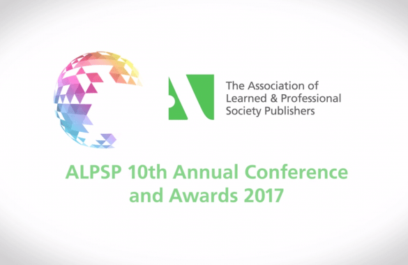 ALPSP case study live event video